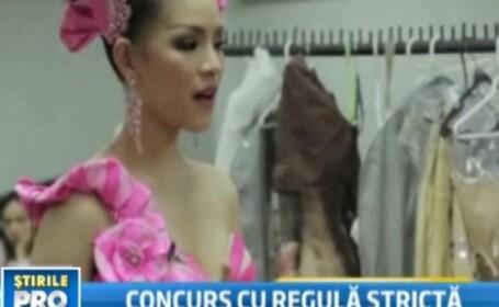 Thailandezele s-au intrecut in frumusete. A fost Miss Transsexual 2011