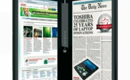 Toshiba Libretto W105