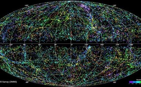 Harta 3D Univers