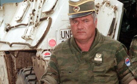 Ratko Mladici, fostul lider militar al sarbilor din Bosnia, a fost arestat