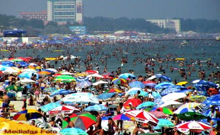 Se anunta cel mai aglomerat weekend pe litoral. Romanii au o zi libera in plus de Rusalii