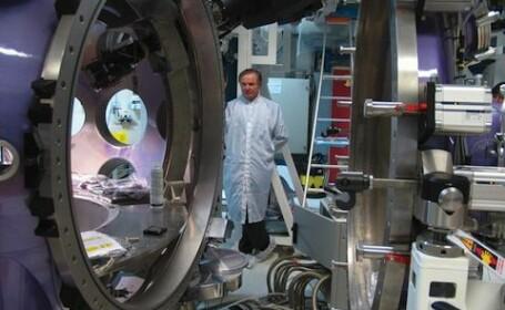 ELI-NP, laserul de la Magurele