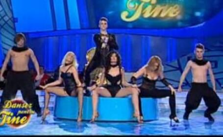 VIDEO/ Cel mai fierbinte moment din FINALA! Vezi cum au dansat in LANTURI Laura Cosoi si Gina Pistol