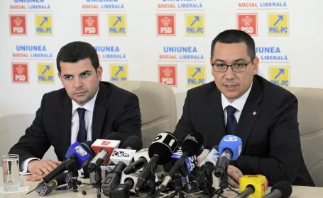 USD pentru europarlamentare. Trei din cele patru partide din USL s-au aliat pentru alegerile din mai