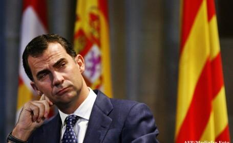 Capitala este sub asediu spaniol. La Bucuresti va ajunge inclusiv printul mostenitor Don Felipe