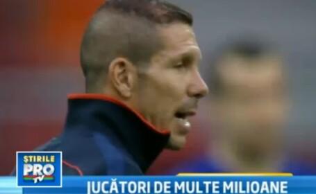 Jucatori de multe milioane la finala Europa League. Cine sunt vedetele spaniole Llorente si Falcao