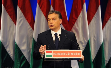 Premierul ungar Viktor Orban le cere etnicilor maghiari din Romania sa isi uneasca fortele