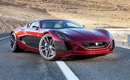 Lux pentru miliardari. Cea mai rapida masina electrica are 1088 CP si costa 1 mil. dolari FOTO+VIDEO
