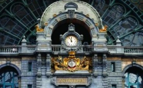 Gara din Anvers