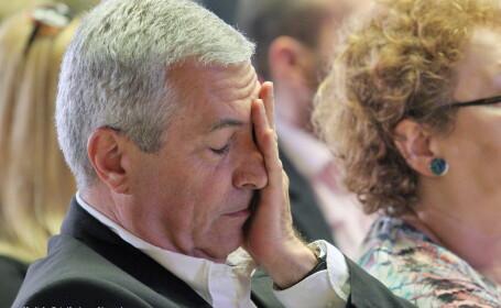 Chiliman: Tariceanu e desemnat candidat al PNL la Senat in Sectorul 1, prin votul filialei