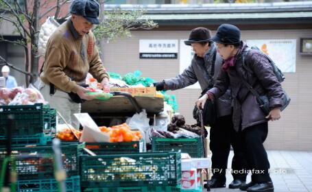 pensionari Japonia