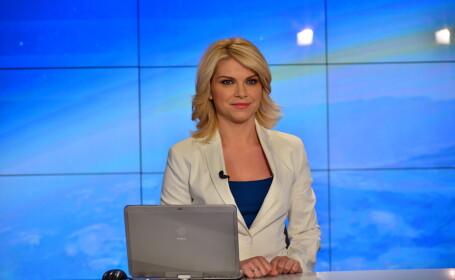 Andreea Marinescu prezinta stiri
