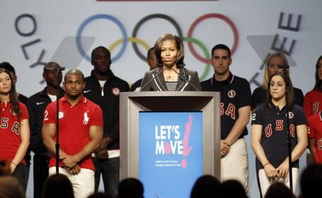 Michelle Obama: \
