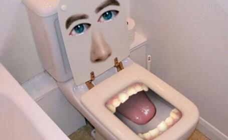 Galerie FOTO. Cele mai ciudate toalete din lume. Ti-ai dori asa ceva in baia proprie?