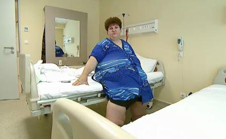 femeie 200kg
