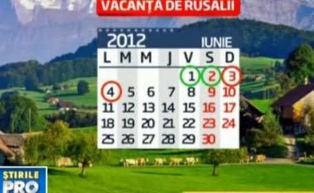 Rusaliile aduc 2 zile libere romanilor. Ofertele agentiilor de turism pentru minivacanta din iunie