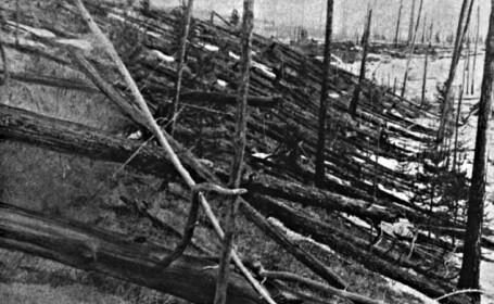 Explozia de la Tunguska