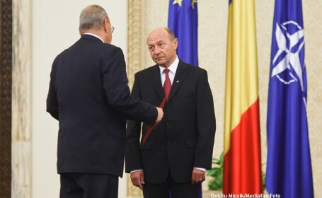 Marga: Am vorbit cu Basescu despre analogia cu Mussolini; intrebati-l daca e de acord cu teoria mea