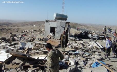 Masacru in Yemen revendicat de Al-Qaeda. Un sinucigas cu bomba a ucis cel putin 20 de persoane!