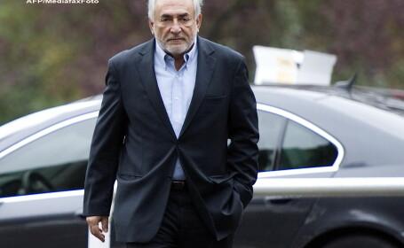 Fostul sef al FMI, Dominique Strauss-Kahn, este anchetat sub acuzatia de \