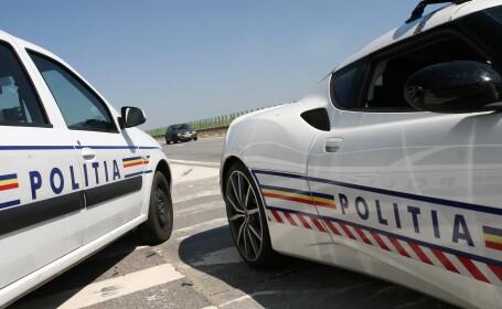 Focuri de arma in Bucuresti. Doi hoti de locuinte au fost opriti cu pistoalele de politisti