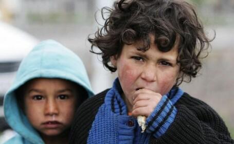 UNICEF: Peste un sfert dintre copiii din Romania traiesc sub pragul saraciei