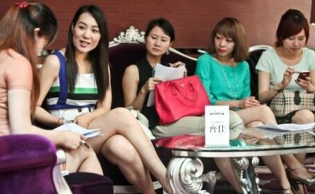 tinere chinezoaice, China, femei