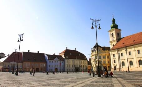 Mister in jurul jandarmului injunghiat in post in fata Consulatului German din Sibiu