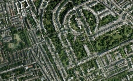 Londra, Google Earth