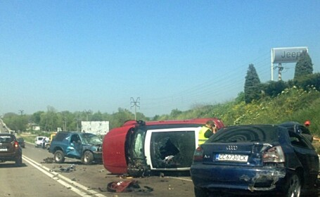 Accident DN2A