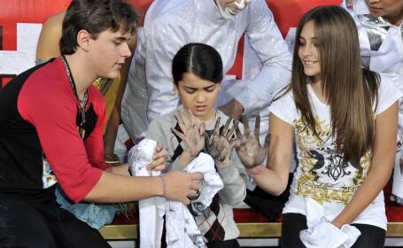 Copiii lui Michael Jackson