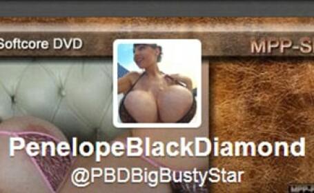 actrita porno, Penelope Black Diamond