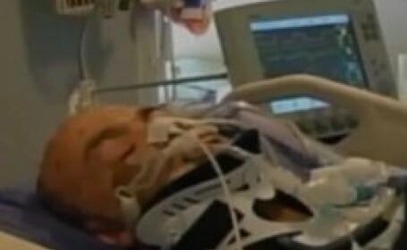 barbat in coma