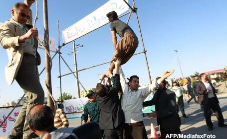 Executie in Iran