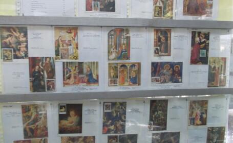 expozitie timbre