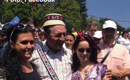 Traian Basescu a participat la sarbatoarea \