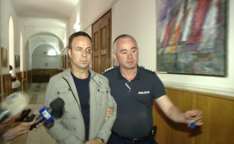Adrian Buleu, barbatul suspectat de crima de la Arad ramane in arest.Magistratii au respins recursul