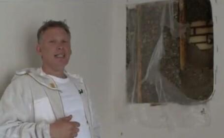 Descoperirea incredibila facuta in peretii unei case. \