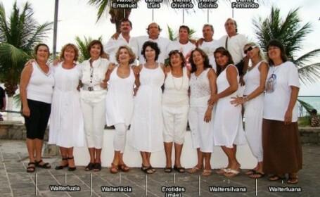 Motivul pentru care o femeie si-a botezat toti cei 15 copii cu numele \