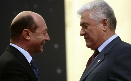 Declaratia presedintelui Traian Basescu dupa acuzatiile facute de Vladimir Voronin