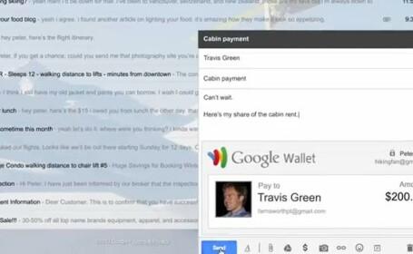 atasare bani pe Gmail