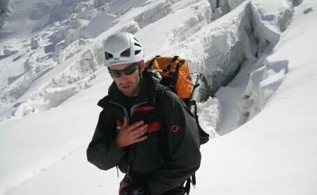 alpinistul Horia Colibasanu