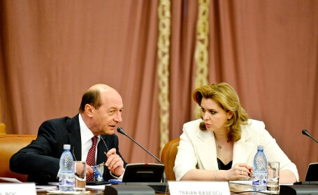 Roberta Anastase, Traian Basescu