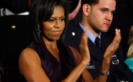 Michelle Obama, Richard DeCoatsworth