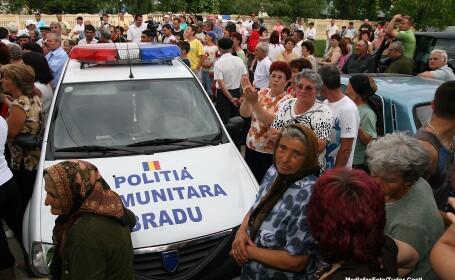 Politia comunitara Bradu