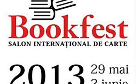 Bookfest 2013. Programul complet al evenimentului. Ce scriitori puteti intalni intre 29 mai-2 iunie