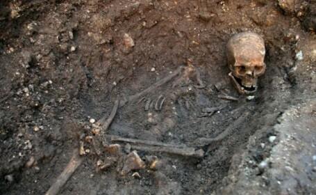 Mister vechi de 500 de ani: Richard al III-lea, ingropat \