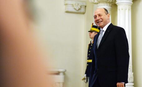 Basescu: Suntem latini, ne criticam, dar avem crestere economica al treilea an consecutiv