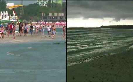 Litoralul si-a revenit dupa furtuna de vineri. Cat costa patru zile de vacanta la Mamaia