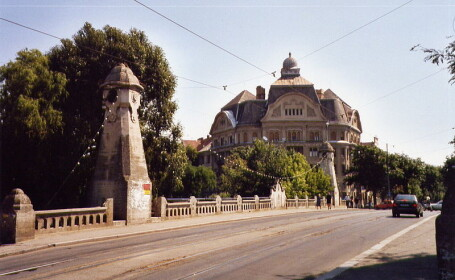 Podul Decebal Timisoara